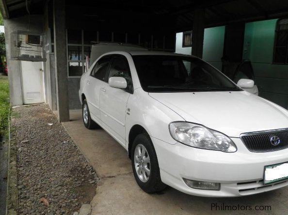 Used Toyota Altis 2002 Altis For Sale Rizal Toyota Altis Sales Toyota Altis Price ₱135 000