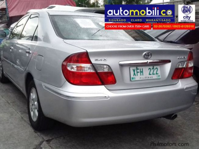 used toyota camry 2002 camry for sale paranaque city toyota camry sales toyota camry price. Black Bedroom Furniture Sets. Home Design Ideas