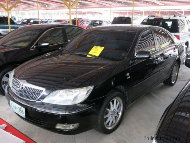used toyota camry 2002 camry for sale pasig city toyota camry sales toyota camry price. Black Bedroom Furniture Sets. Home Design Ideas