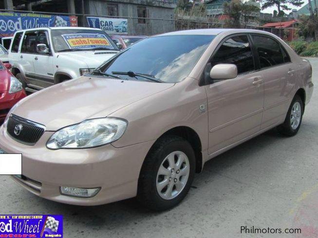 Toyota Altis Toyota Motors Philippines