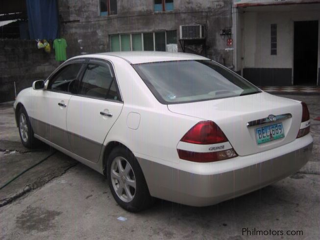 Used Toyota Mark Ii 2002 Mark Ii For Sale Subic Bay