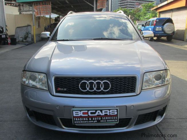used audi rs6 2003 rs6 for sale pasig city audi rs6 sales audi rs6 price 2 800 000 used. Black Bedroom Furniture Sets. Home Design Ideas