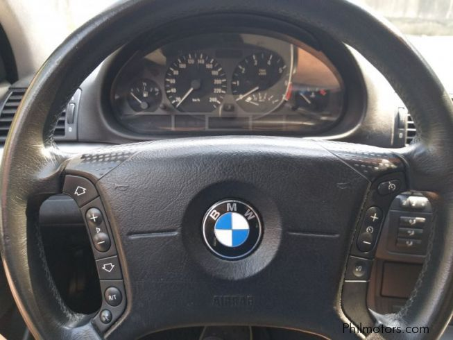 BMW 318i e46 in Philippines