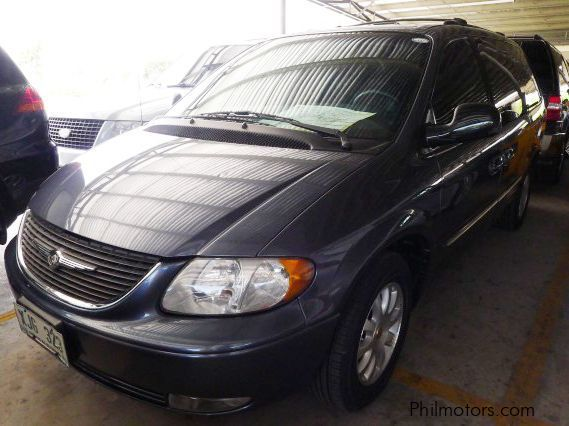 used chrysler town country 2003 town country for sale muntinlupa city chrysler town. Black Bedroom Furniture Sets. Home Design Ideas