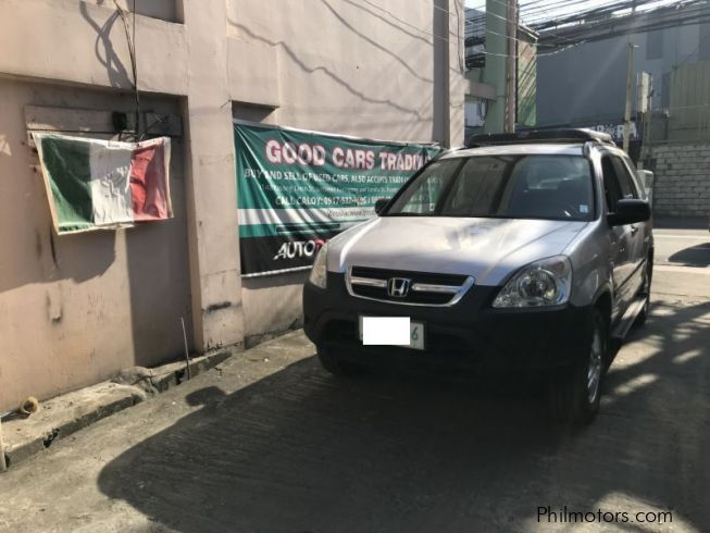 Honda CR-V in Philippines