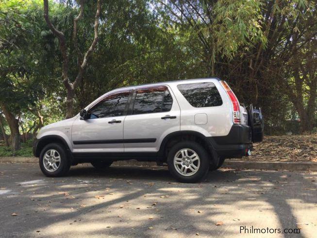 Used honda crv 2003 crv for sale paranaque city honda for 2003 honda crv gas mileage