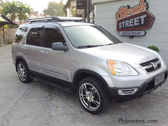 Used Honda Crv A T 2003 2003 Crv A T 2003 For Sale