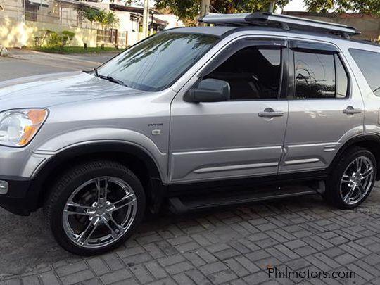 Used Honda Crv A T 2003 2003 Crv A T 2003 For Sale