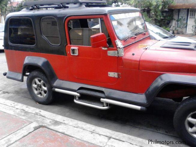 Used Jeep Wrangler 2003 Wrangler For Sale Batangas