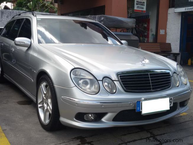 Used mercedes benz e55 amg wagon 2003 e55 amg wagon for for Mercedes benz e55 amg wagon for sale