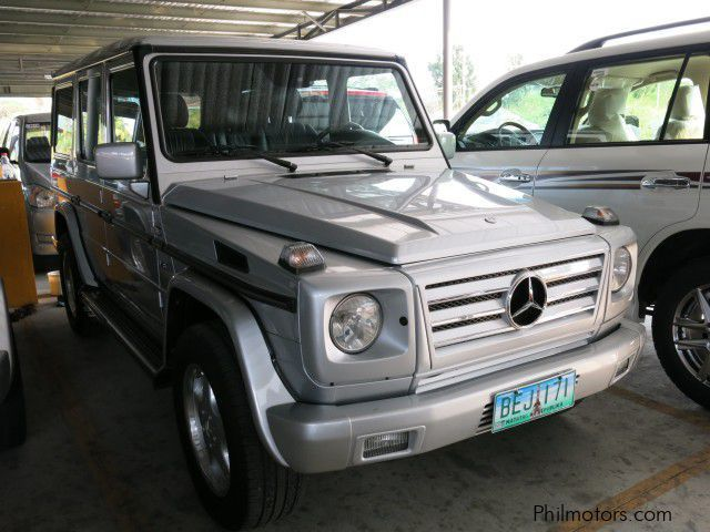 Used Mercedes Benz G55 2003 G55 For Sale Muntinlupa