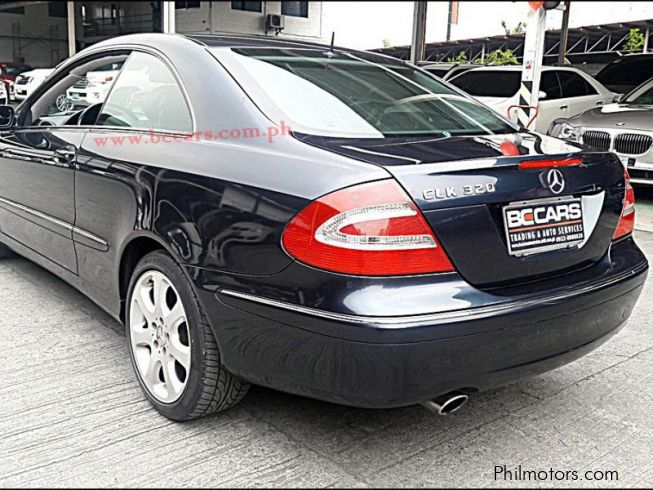 Used Mercedes Benz Clk320 2003 Clk320 For Sale Pasig