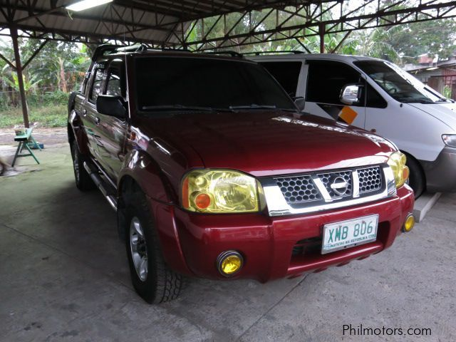 used nissan frontier 2003 frontier for sale batangas nissan frontier sales nissan frontier. Black Bedroom Furniture Sets. Home Design Ideas