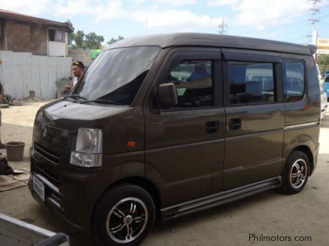 Used Suzuki Every Wagon | 2003 Every Wagon for sale | Cebu ...