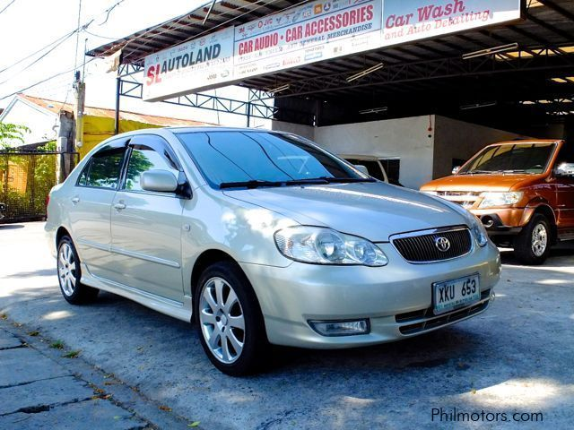 Used Toyota Altis 1 8 G 2003 Altis 1 8 G For Sale