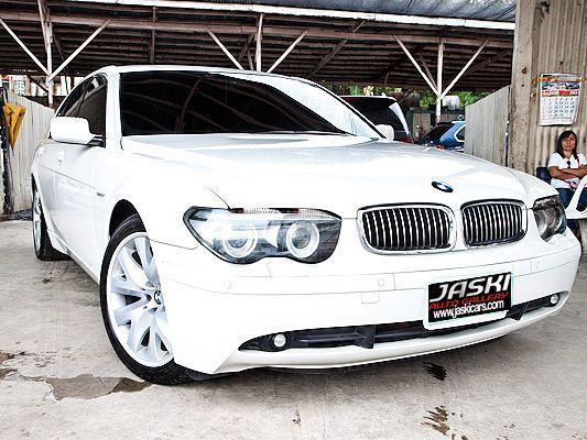 Used BMW 745i | 2004 745i for sale | Cebu BMW 745i sales ...