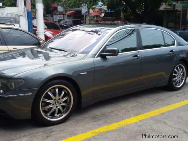 Used Bmw 745li 2004 745li For Sale Paranaque City Bmw