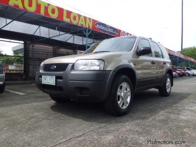 Used Ford Escape 2004 Escape For Sale Paranaque City