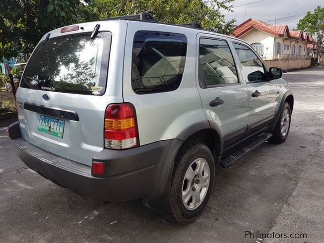 used ford escape xls 2004 escape xls for sale cavite. Black Bedroom Furniture Sets. Home Design Ideas