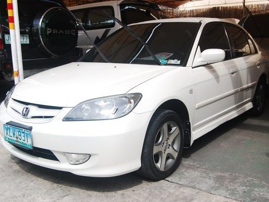 used honda civic i vtec 2004 civic i vtec for sale las. Black Bedroom Furniture Sets. Home Design Ideas