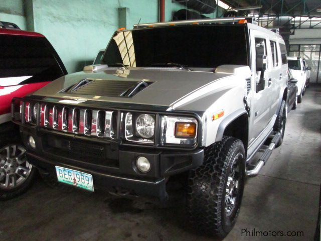 Used Hummer H2 | 2004 H2 for sale | Quezon City Hummer H2 ...