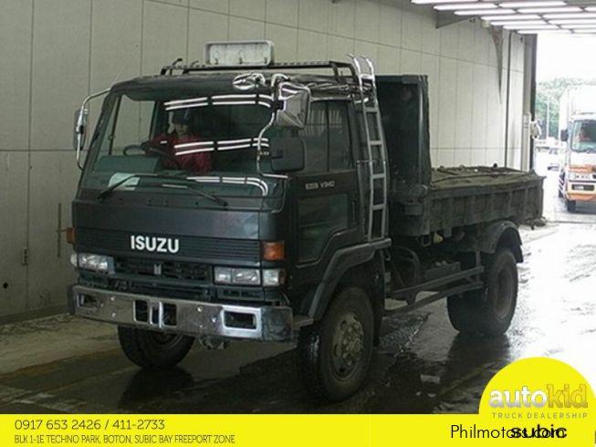 Used Isuzu Forward Dump Truck 6w 6bg1 10ft 2004 Forward