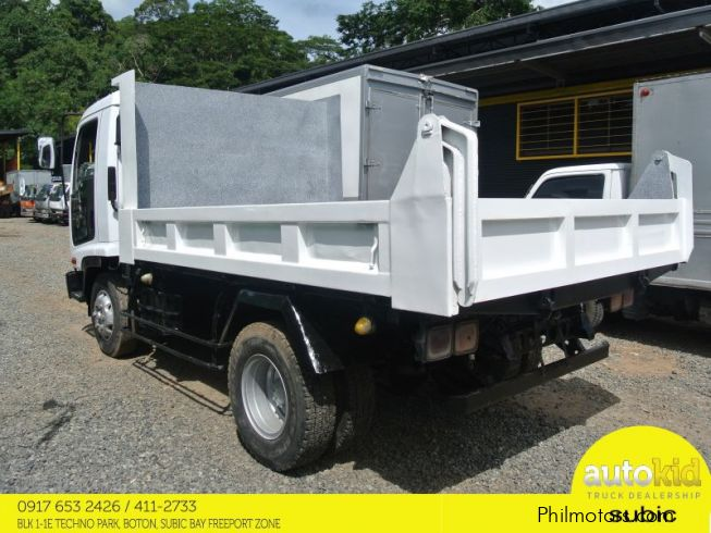 Used Isuzu Forward Dump Truck 6w 6hl1 10ft 2004 Forward