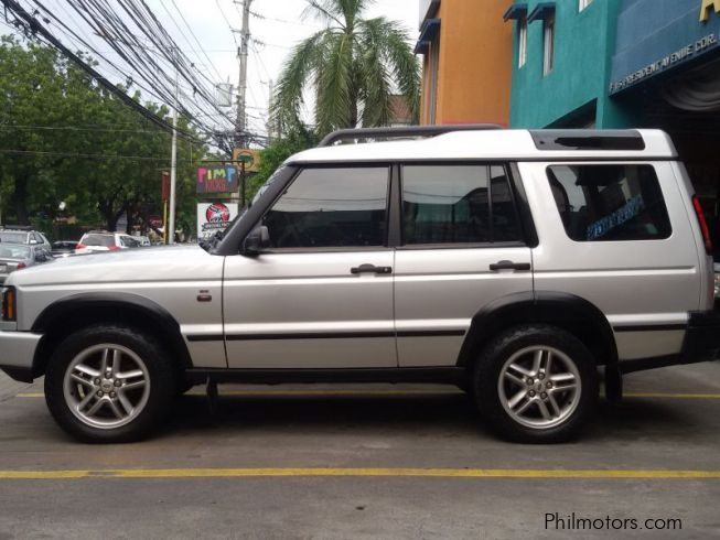 Used Land Rover Discovery 2 | 2004 Discovery 2 for sale ...