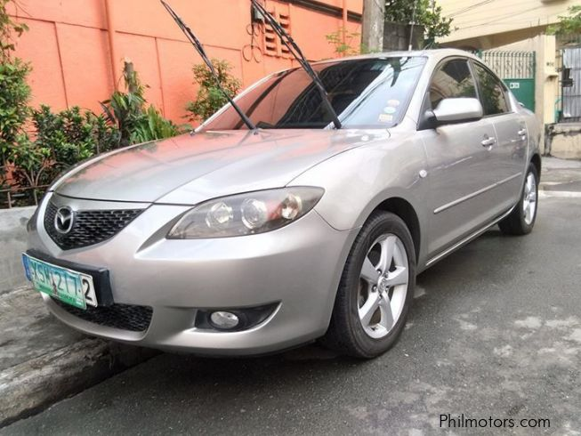 used mazda 3 2004 3 for sale mandaluyong city mazda 3 sales mazda 3 price 265 000 used cars. Black Bedroom Furniture Sets. Home Design Ideas