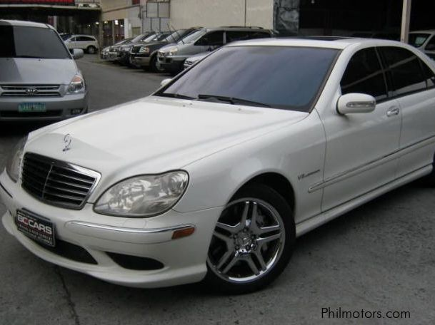 Used Mercedes Benz S55 2004 S55 For Sale Pasig City