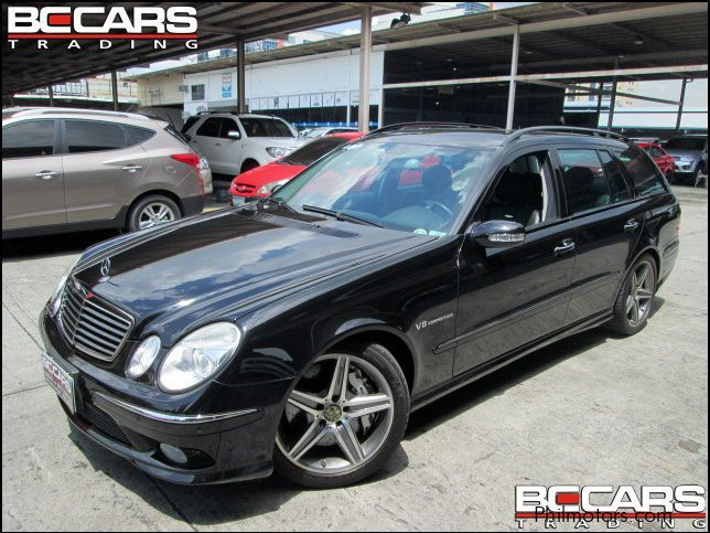 used mercedes benz e55 amg 2004 e55 amg for sale pasig city mercedes benz e55 amg sales. Black Bedroom Furniture Sets. Home Design Ideas