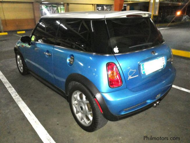 Used mini cooper s supercharged manila 2004 cooper s for Cooper motors used cars