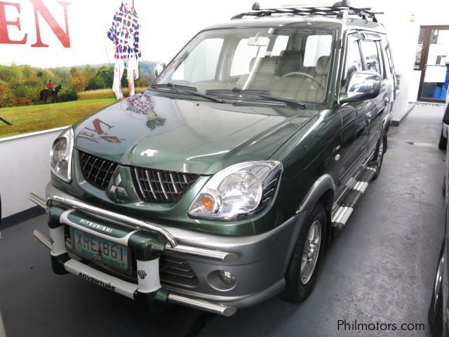 Used Mitsubishi Adventure Gls 2004 Adventure Gls For