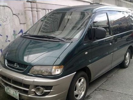 Used mitsubishi space gear 2004 space gear for sale for Mitsubishi motors near me