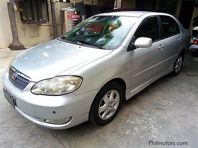 Used Toyota Altis 2004 Altis For Sale Quezon City
