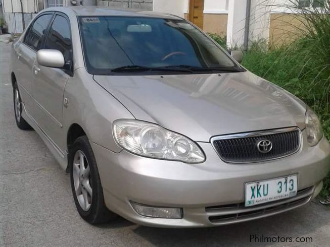 Used Cars Philippines >> Used Toyota Corolla Altis   2004 Corolla Altis for sale