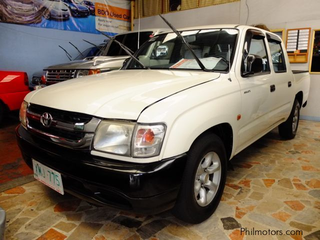 Used Toyota Hilux 2004 Hilux For Sale Quezon City