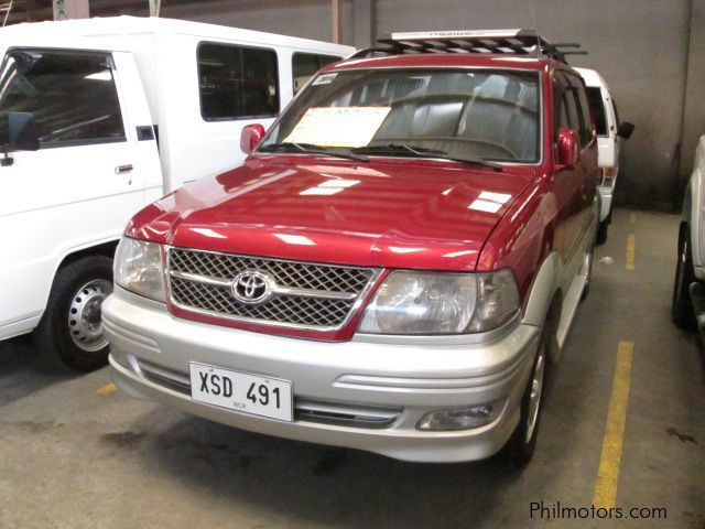 Used Toyota Revo Sr 2004 Revo Sr For Sale Quezon City