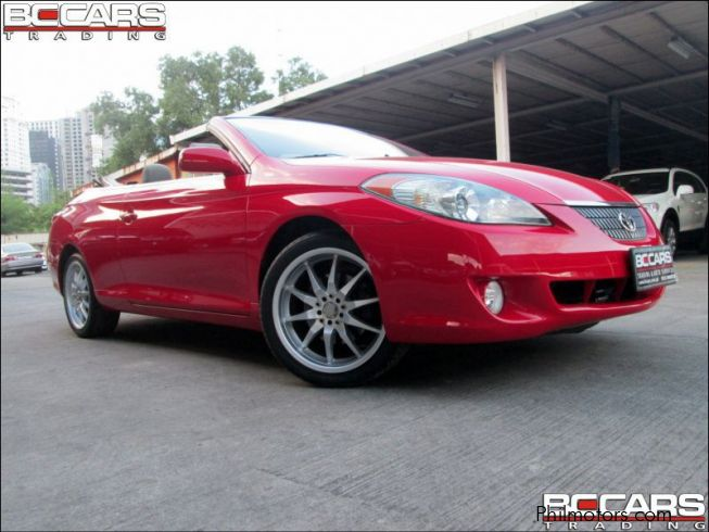 Used Toyota Solara 2004 Solara For Sale Pasig City