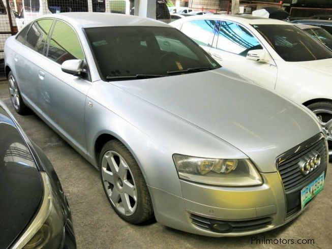 used audi a6 2005 a6 for sale quezon city audi a6 sales audi a6 price 1 072 000 used cars. Black Bedroom Furniture Sets. Home Design Ideas