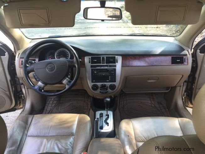 Used Chevrolet Optra 2005 Optra For Sale Paranaque