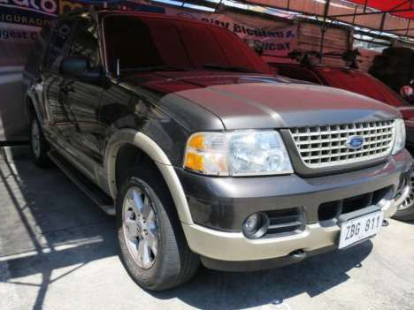 Used ford explorer 2005 explorer for sale paranaque for 2005 ford explorer motor