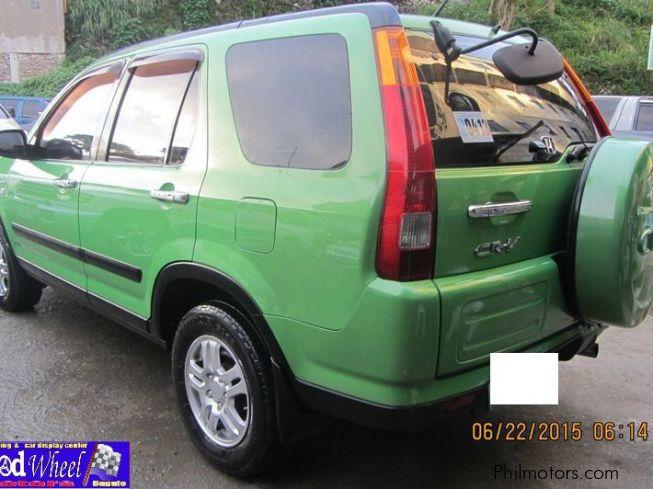 Used Honda 2005 Honda CRV 2nd gen LE | 2005 2005 Honda CRV 2nd gen LE for sale | Benguet Honda ...