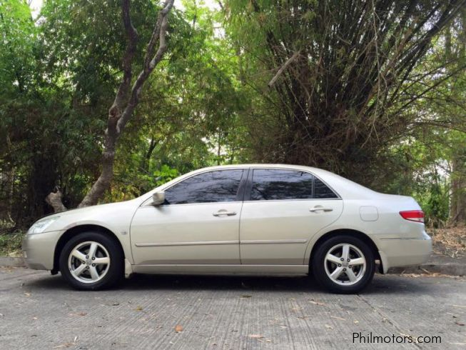 Used honda accord 2005 accord for sale paranaque city for Honda accord motors for sale