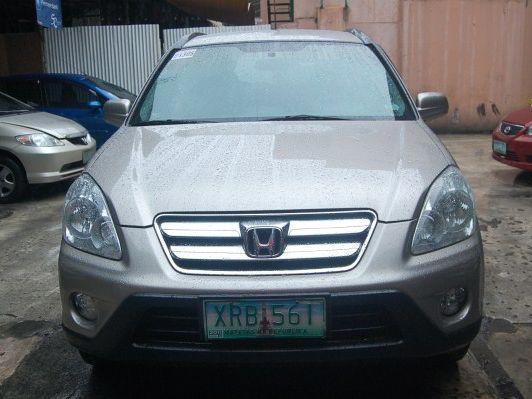 Used Honda Crv 2005 Crv For Sale Makati City Honda Crv