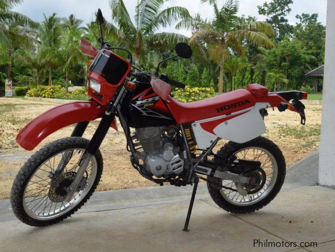 Used Honda Xr200 2005 Xr200 For Sale Guimaras Honda