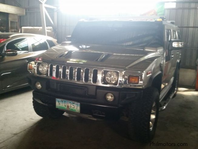 Hummer H2 in Philippines