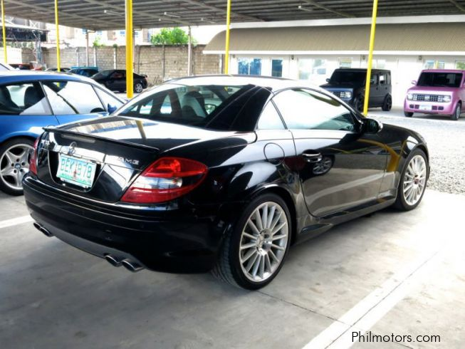 Used mercedes benz slk 55 amg 2005 slk 55 amg for sale for Mercedes benz price philippines
