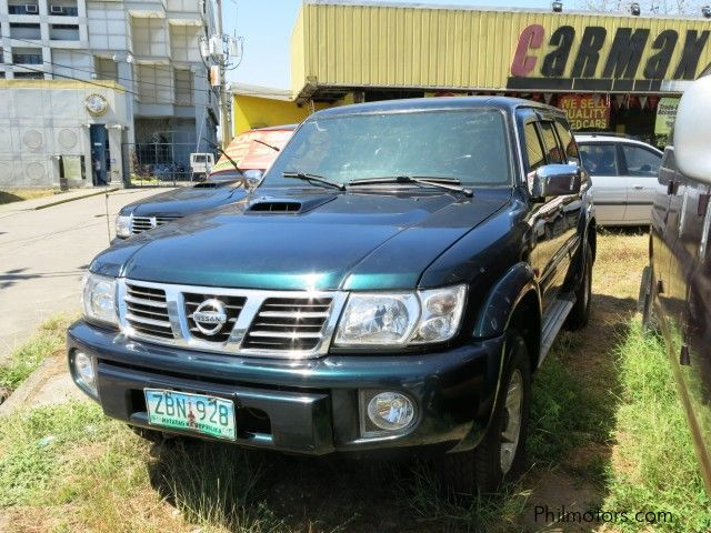 Used Nissan Patrol 2005 Patrol For Sale Cavite Nissan