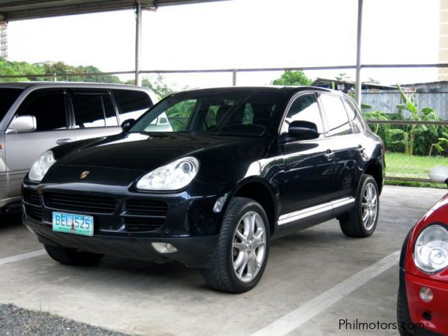 used porsche cayenne s 2005 cayenne s for sale cebu porsche cayenne s sales porsche. Black Bedroom Furniture Sets. Home Design Ideas